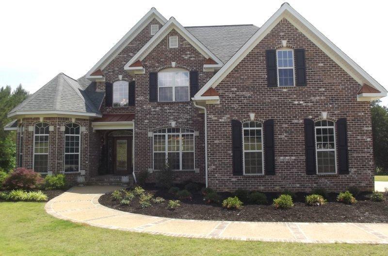Tenhet real estate appraisals maben mathiston for Breland homes website